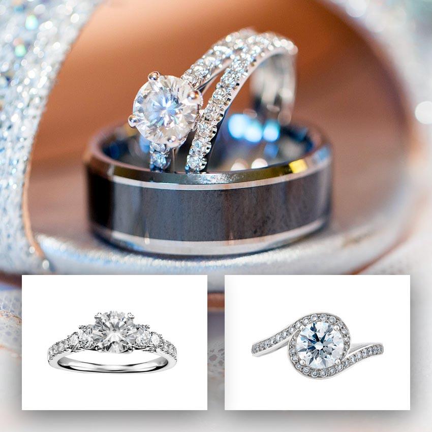 Grand Rapids Custom Engagement Rings Jeweler