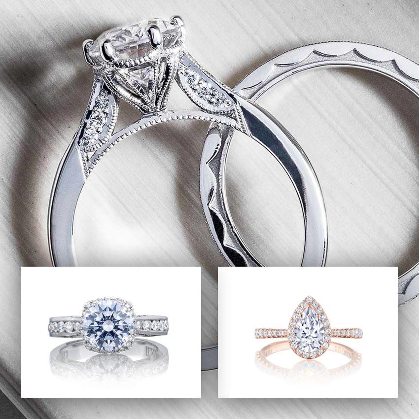 Tacori Engagement Rings Jeweler Grand Rapids
