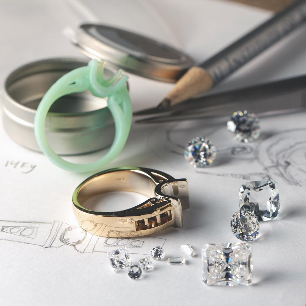 Custom Design Jewelry Grand Rapids