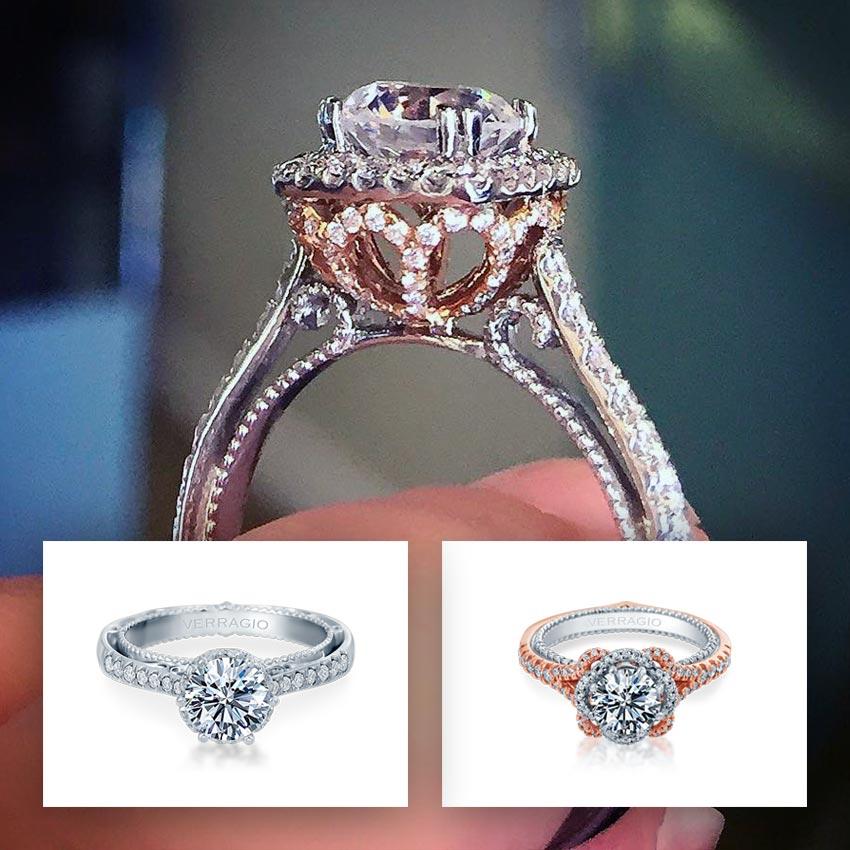 Verragio Rings Grand Rapids Jewelry Store