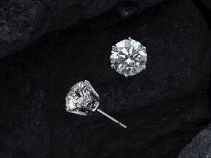Diamond Stud Earrings Grand Rapids MI
