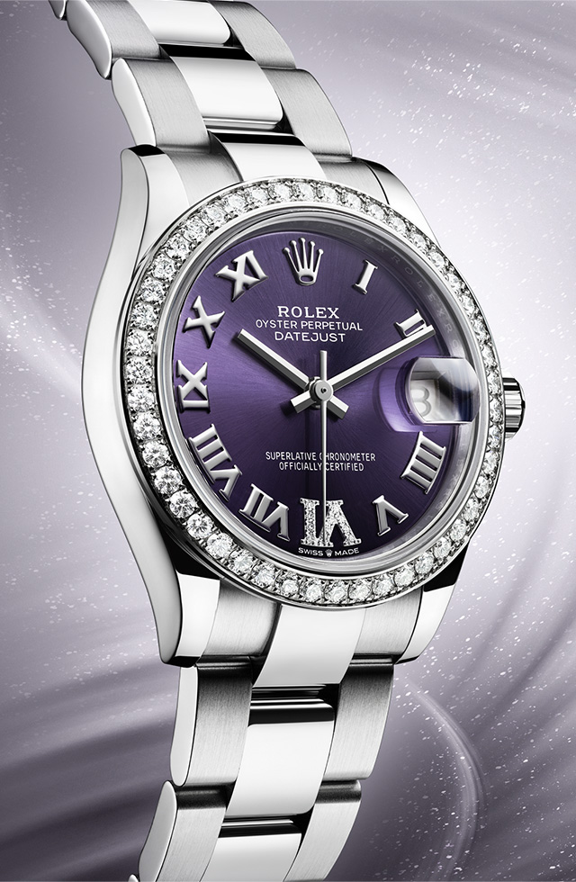 Festive Selection Datejust 31