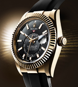 Official Rolex Dealer Festive Selection